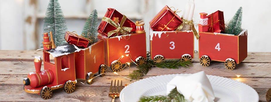 Advents- en kalendergeschenken