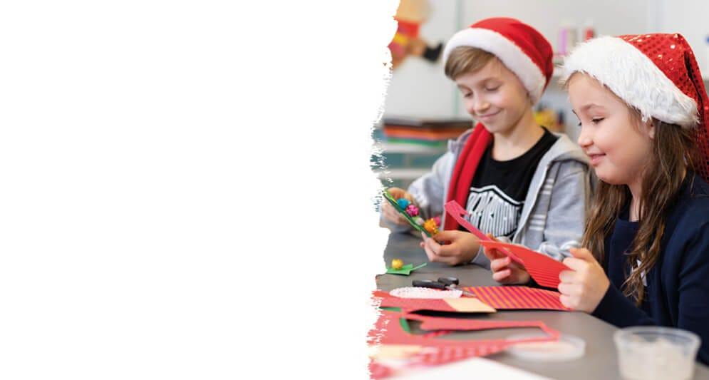 Kerstknutsels voor kinderen