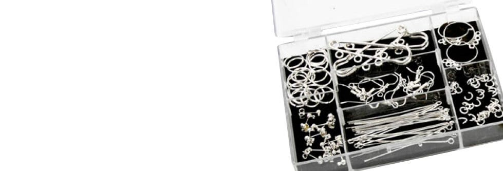Onderdelen voor sieraden maken
