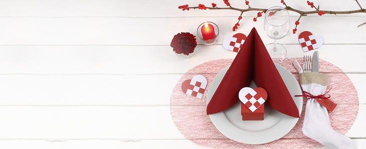 Tafeldecoraties voor Kerst