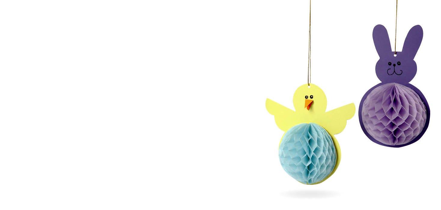 Knipwerkjes voor Pasen, kaarten voor Pasen en sjablonen