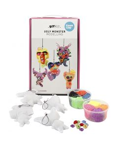 Ugly Monsters, 1 set