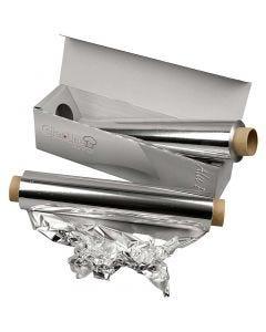Aluminiumfolie, B: 30 cm, 150 m/ 1 rol