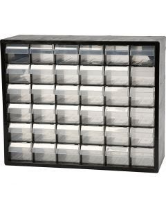 Opbergsysteem, afm PC 36, afm 33x40,7x14,1 cm, 1 set