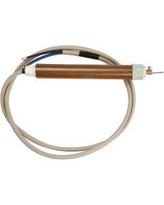 Houtbranden pen, L: 16,5 cm, 1 stuk