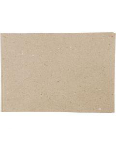 Kraft papier, A2, 420x600 mm, 100 gr, edele, 500 vel/ 1 doos