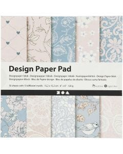 Design papierblok