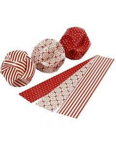 Click ballen, d: 5 cm, afm 3,5x8,8 cm, 9 set/ 1 doos