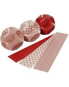 Click ballen, d: 9 cm, afm 5,5x28,4 cm, 9 set/ 1 doos