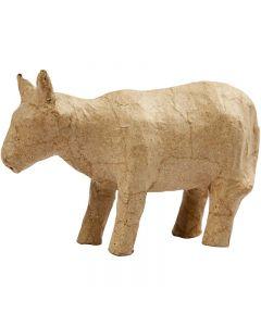 Koe, H: 8 cm, L: 13 cm, 1 stuk
