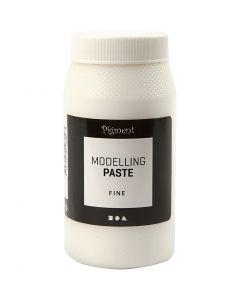 Pigment Structuurpasta, fijn, 500 ml/ 1 Doosje