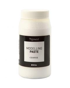 Pigment Structuurpasta, grof, 500 ml/ 1 Doosje