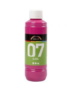 A-Color Glass, roze, 250 ml/ 1 fles