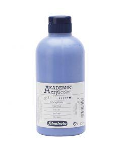 Schmincke AKADEMIE® Acryl color , dekkend, royal blue (441), 500 ml/ 1 fles