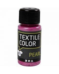 Textile Color, parelmoer, cyclaam, 50 ml/ 1 fles