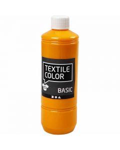 Textile Color, geel, 500 ml/ 1 fles