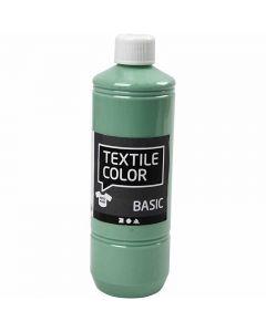 Textile Color, zeegroen, 500 ml/ 1 fles