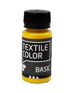 Textile Color, primair geel, 50 ml/ 1 fles