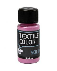Textile Color, dekkend, roze, 50 ml/ 1 fles