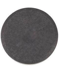 Waterverf, H: 16 mm, d: 44 mm, zwart, 6 stuk/ 1 doos