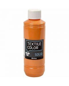 Textile Color, dekkend, oranje, 250 ml/ 1 fles