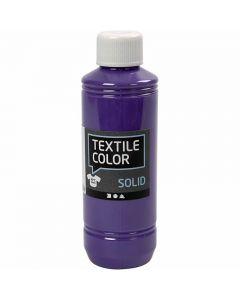 Textile Color, dekkend, paars, 250 ml/ 1 fles