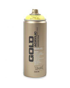 Spray verf, geel, 400 ml/ 1 Doosje