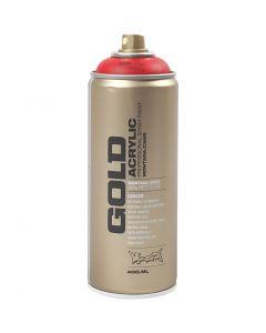 Spray verf, rood, 400 ml/ 1 Doosje