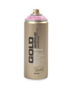 Spray verf, lichtroze, 400 ml/ 1 Doosje