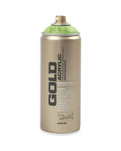 Spray verf, lichtgroen, 400 ml/ 1 Doosje