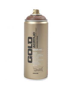 Spray verf, bruin, 400 ml/ 1 Doosje