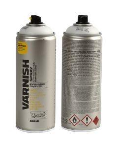 Spray vernis, matt, 400 ml/ 1 Doosje