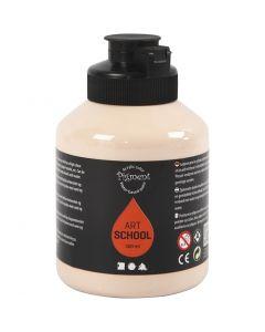 Pigment Art School, dekkend, ivory light, 500 ml/ 1 fles
