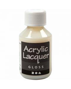 Vernis, glossy, 100 ml/ 1 fles