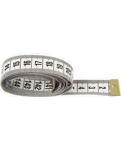 Meetlint, L: 150 cm, 6 stuk/ 1 doos