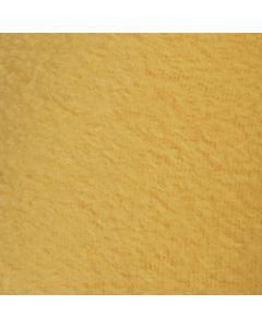 Fleece, L: 125 cm, B: 150 cm, 200 gr, geel, 1 stuk