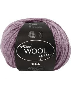 Wolgaren, L: 125 m, lavendel, 100 gr/ 1 bol