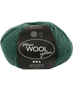Wolgaren, L: 125 m, groen, 100 gr/ 1 bol