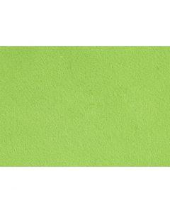 Hobbyvilt, A4, 210x297 mm, dikte 1,5-2 mm, lichtgroen, 10 vel/ 1 doos