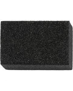 Naaldvilten blok, afm 10x15 cm, dikte 50 mm, 1 stuk