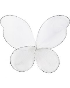 Engelen vleugels, afm 5,5x4,5 cm, 30 stuk/ 1 doos