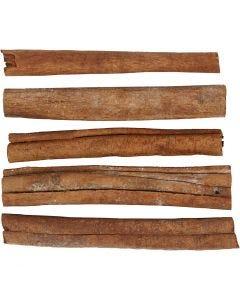 Kaneelstokjes, L: 7-8 cm, 5 stuk/ 1 doos