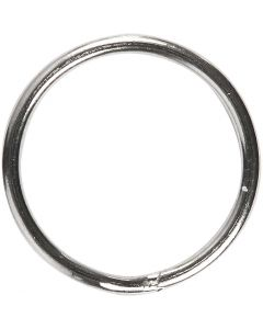 Ring, d: 15 mm, 10 stuk/ 1 doos