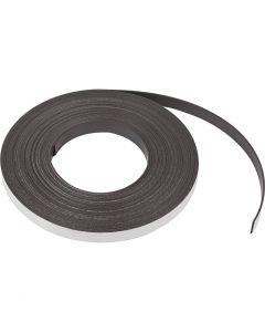 Magnetisch band, B: 12,5 mm, dikte 1,5 mm, 1 m/ 1 doos