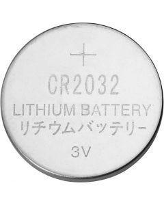 Batterijen, d: 20 mm, 6 stuk/ 1 doos
