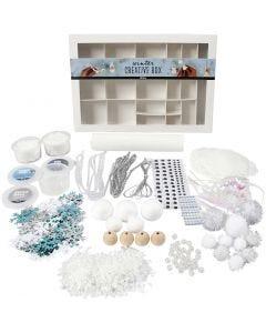 Creative box, Winter, 1 set