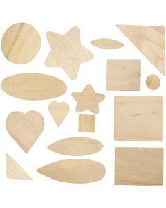 Mozaiek, afm 1,3-5,5 cm, 60 stuk/ 1 doos