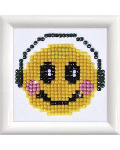 Diamond Dotz , Smiley, 1 doos