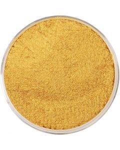 Schmink, pearlised gold, 3,5 ml/ 1 doos