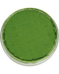 Schmink, emerald green, 3,5 ml/ 1 doos